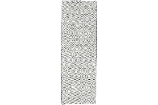 Suuri Kelimmatto Goose 80x240 - Harmaa - Sisustustuotteet - Matot - Kelim-matot