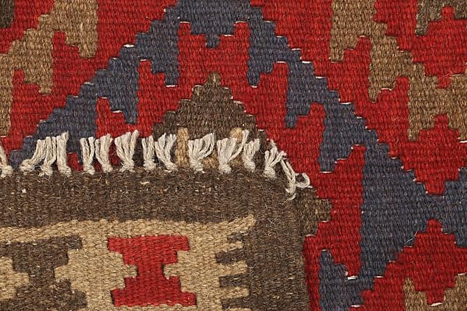 Suuri Kelimmatto Maimane 59x197 - Monivärinen - Sisustustuotteet - Matot - Kelim-matot