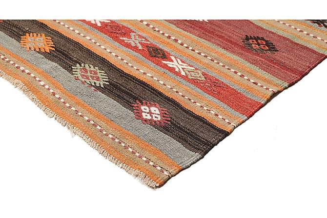Suuri Kelimmatto Turkkilainen 160x268 - Monivärinen - Sisustustuotteet - Matot - Kelim-matot