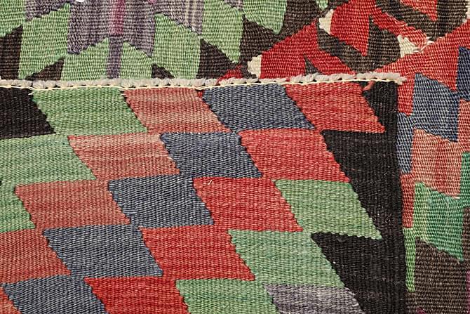 Suuri Kelimmatto Turkkilainen 178x304 - Monivärinen - Sisustustuotteet - Matot - Kelim-matot