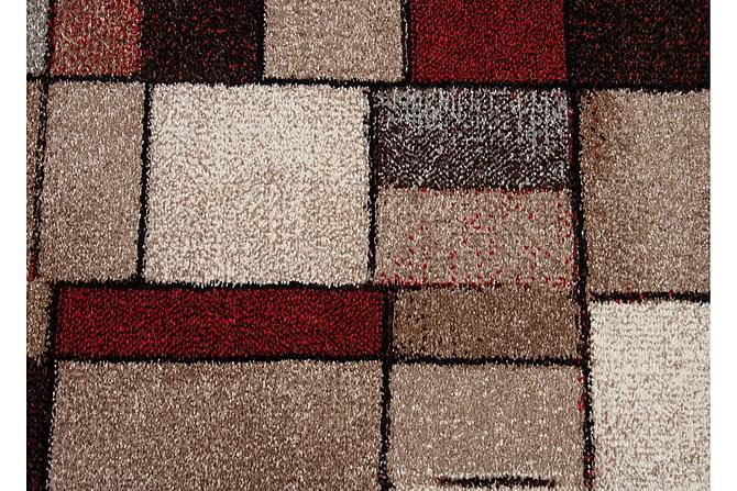 Friezematto London 80x250 - Hiekka - Sisustustuotteet - Matot - Kuviolliset matot