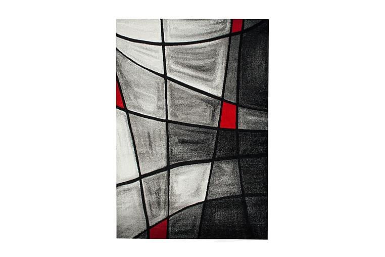 Friezematto London Brilliance 200x290 - Punainen - Sisustustuotteet - Matot - Isot matot