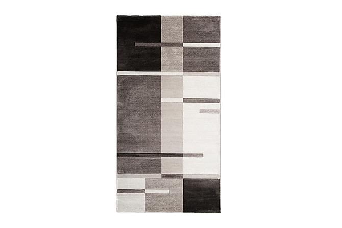 Friezematto New York 80x150 - Harmaa - Sisustustuotteet - Matot - Kuviolliset matot