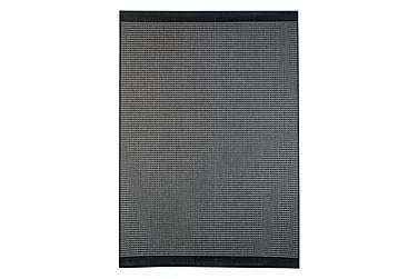 Hestia Breeze-yleismatto 120x170 cm, musta