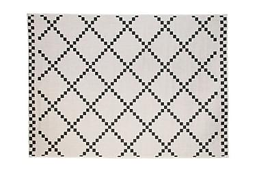 Hestia Sumu kääntömatto 160x230 cm musta/vaalea