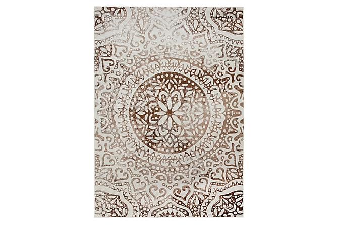 Matto Bella 160x230 cm Ruskea - Vallila - Sisustustuotteet - Matot - Kuviolliset matot