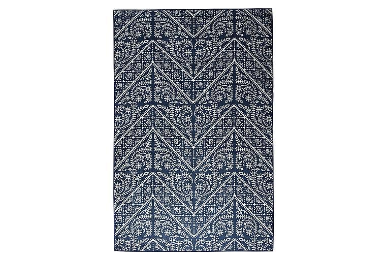 Matto Hemangie 140x190 cm - Monivärinen / Sametti - Sisustustuotteet - Matot - Kuviolliset matot
