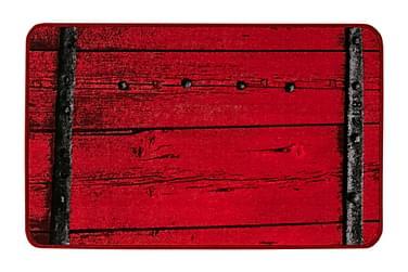 Matto Hirsi 50x80 red