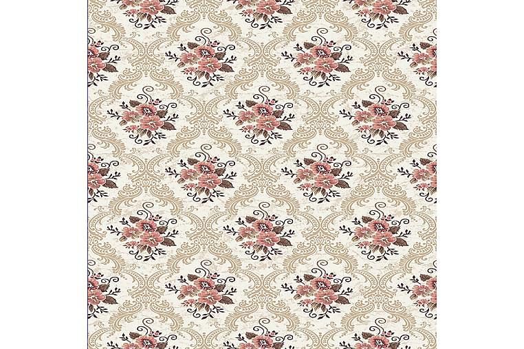 Matto Homefesto 100x200 cm - Monivärinen - Sisustustuotteet - Matot - Kuviolliset matot