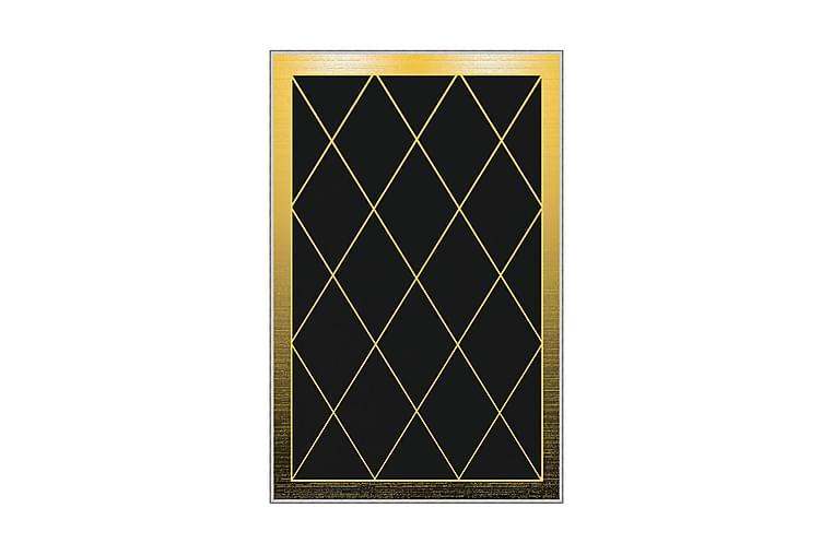 Matto Homefesto 100x300 cm - Monivärinen - Sisustustuotteet - Matot - Kuviolliset matot