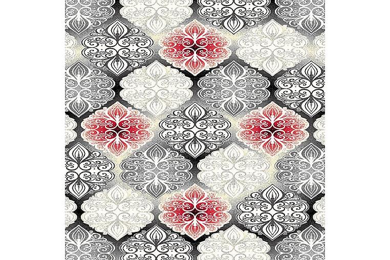 Matto Homefesto 140x220 cm - Monivärinen - Sisustustuotteet - Matot - Kuviolliset matot