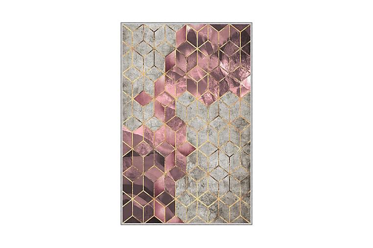 Matto Homefesto 50x80 cm - Monivärinen - Sisustustuotteet - Matot - Pienet matot