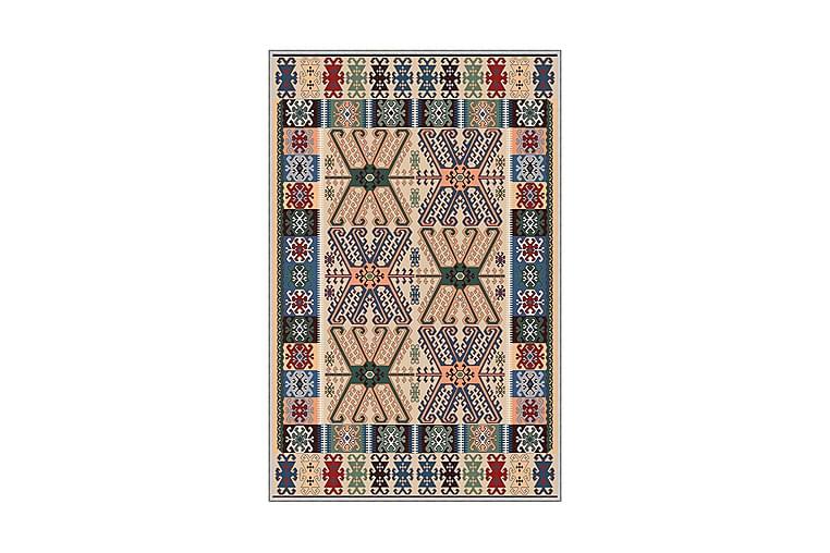 Matto Homefesto 60x100 cm - Monivärinen - Sisustustuotteet - Matot - Pienet matot