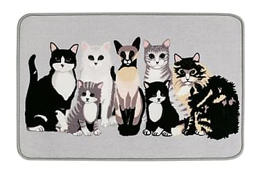 Matto Kitties 50x80 greysand