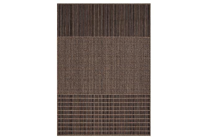 Matto Lauri 133x190 cm Ruskea - Vallila - Sisustustuotteet - Matot - Kuviolliset matot
