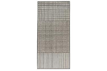 Matto Lauri 80x150 grey