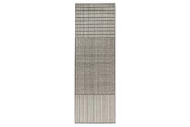 Matto Lauri 80x200 grey