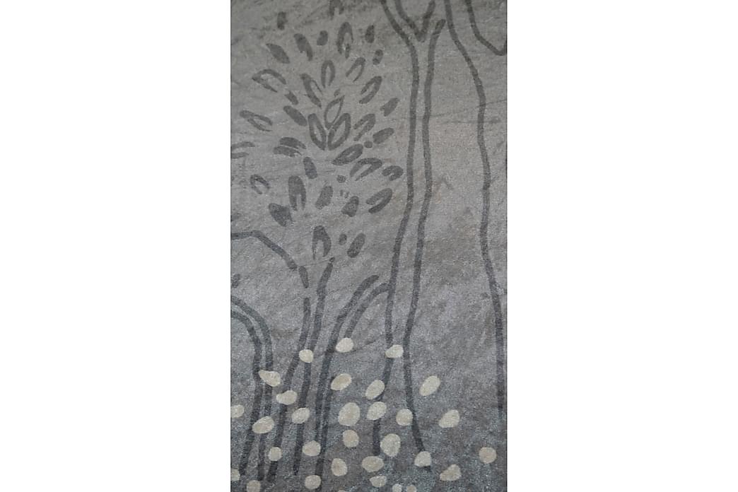 Matto Metsänkulta 160x230 cm Harmaa - Jysmä - Sisustustuotteet - Matot - Kuviolliset matot