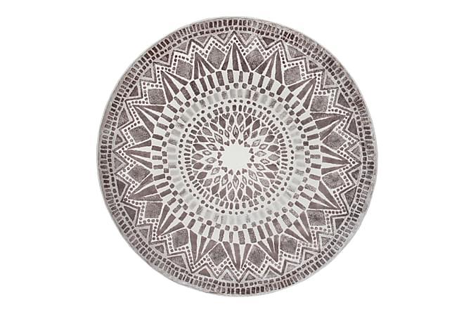 Matto Mosaiikki effect 140x200 cm Ecru - Vallila - Sisustustuotteet - Matot - Kuviolliset matot