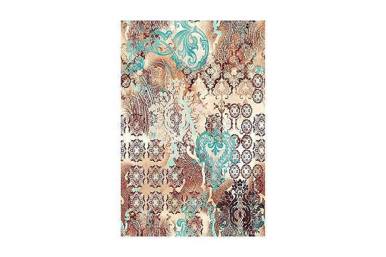 Matto Narinsah 100x200 cm - Monivärinen - Sisustustuotteet - Matot - Kuviolliset matot