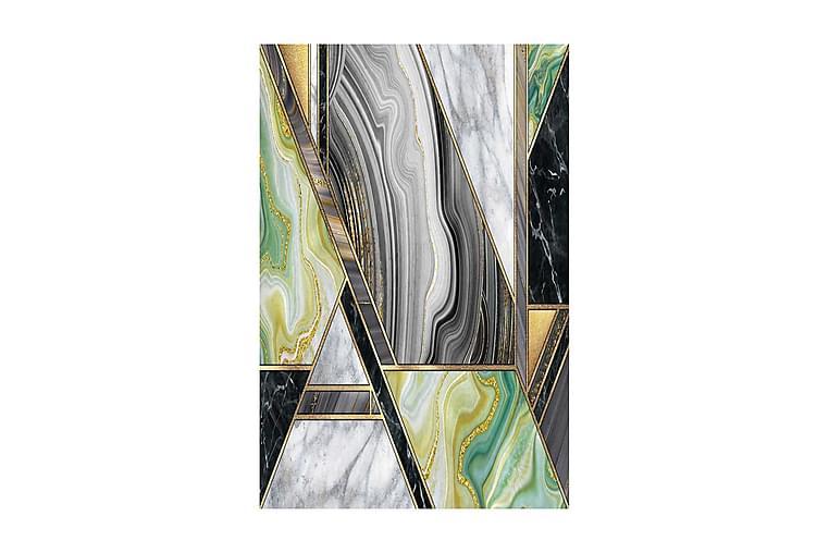 Matto Narinsah 120x180 cm - Monivärinen - Sisustustuotteet - Matot - Kuviolliset matot