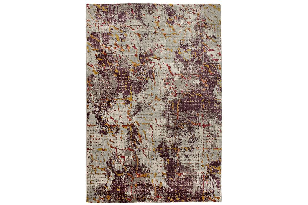 Matto Ruby 80x150 - Monivärinen - Sisustustuotteet - Matot - Kuviolliset matot