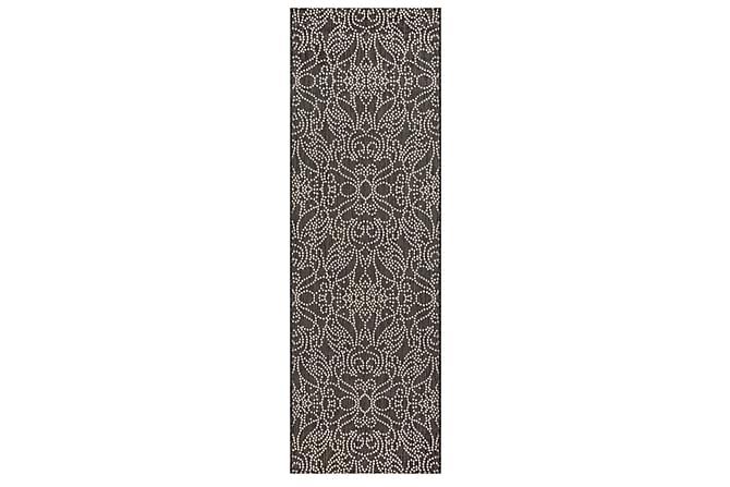 Matto Soulmate 80x400 cm Harmaavalkoinen - Vallila - Sisustustuotteet - Matot - Kuviolliset matot
