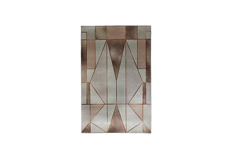 Matto Thambo 120x180 cm - Monivärinen - Sisustustuotteet - Matot - Kuviolliset matot