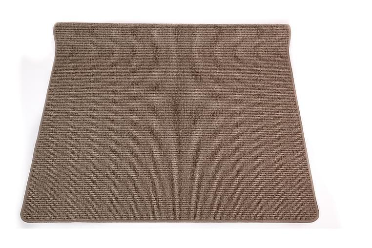 Matto Usva 133x195 cm Ruskea - Jysmä - Sisustustuotteet - Matot - Kuviolliset matot