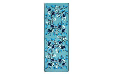 Sitruuna Matto 80x400 cm, turquoise