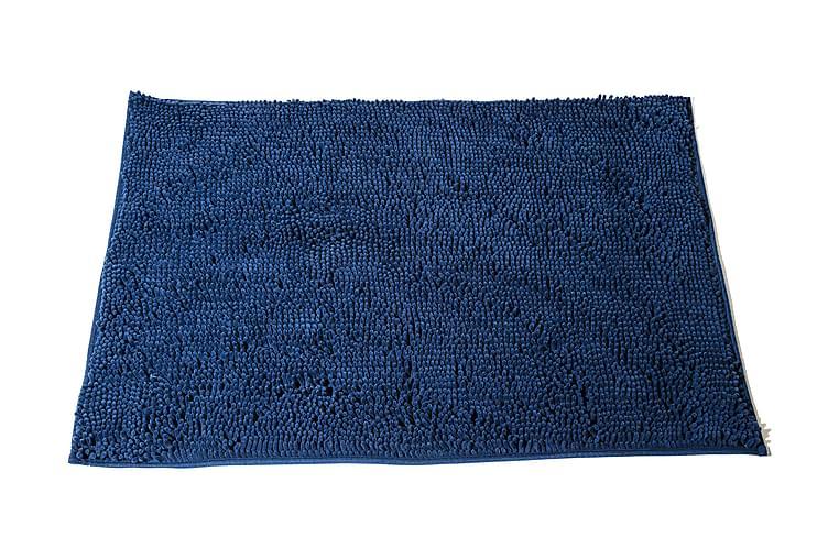 Kylpyhuonematto Lord Nelson 120x70 Suuri - Laivastonsininen - Sisustustuotteet - Kodintekstiilit - Kylpyhuoneen tekstiilit