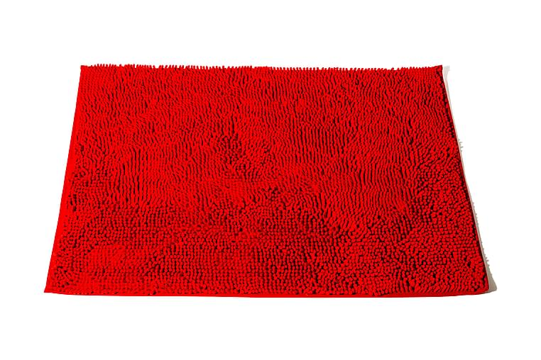 Kylpyhuonematto Lord Nelson 90x60 - Punainen - Sisustustuotteet - Kodintekstiilit - Kylpyhuoneen tekstiilit