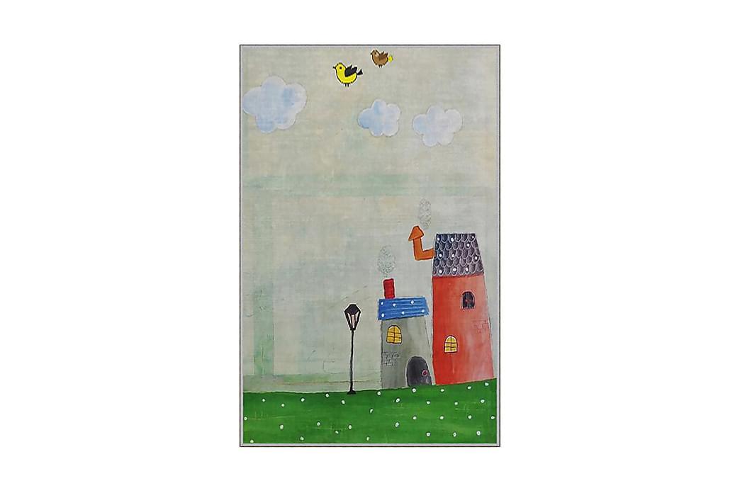 Lastenmatto Lalehan 120x180 cm - Monivärinen - Sisustustuotteet - Matot - Lasten matot