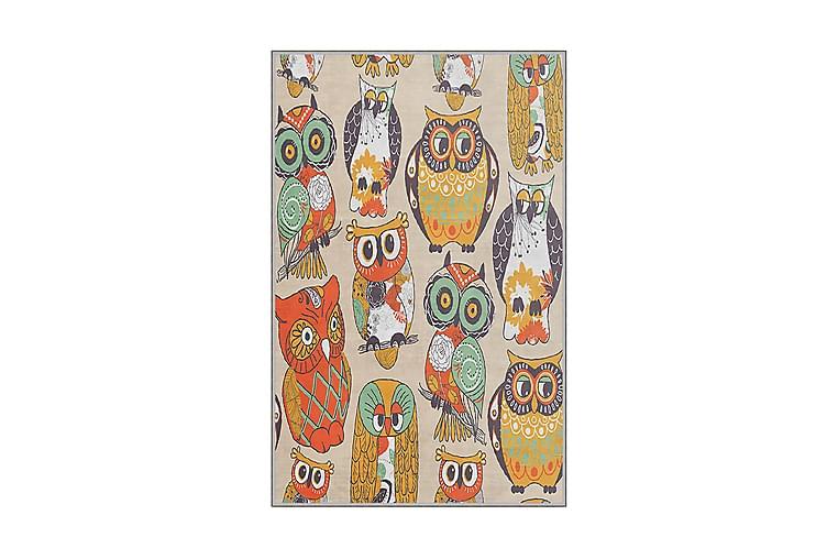 Lastenmatto Lalehan 140x220 cm - Monivärinen - Sisustustuotteet - Matot - Lasten matot