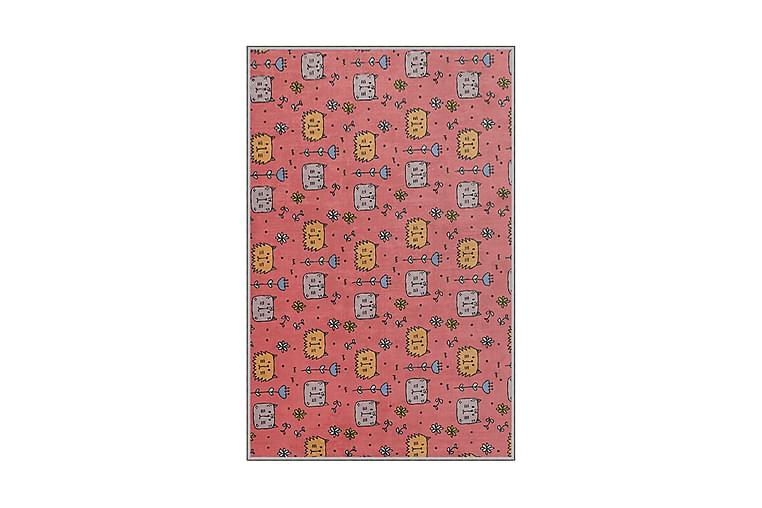 Lastenmatto Lalehan 160x230 cm - Monivärinen - Sisustustuotteet - Matot - Lasten matot