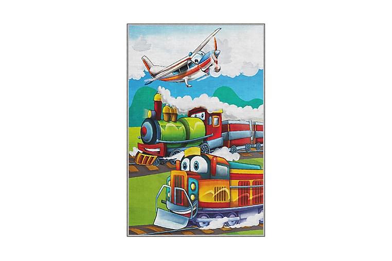 Lastenmatto Lalehan 180x280 cm - Monivärinen - Sisustustuotteet - Matot - Lasten matot