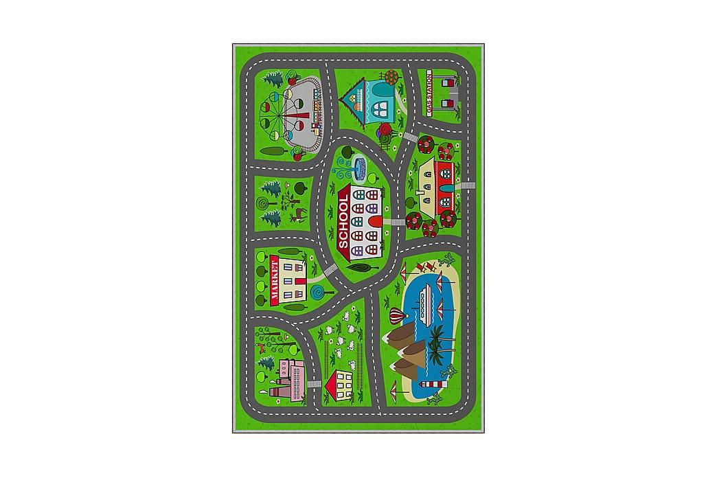 Lastenmatto Tenzile 80x120 cm - Monivärinen - Sisustustuotteet - Matot - Lasten matot