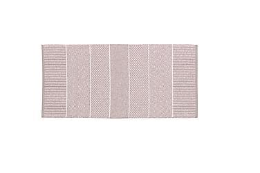 Matto Mix Alice 70x100 PVC/Puuvilla/Polyesteri Roosa
