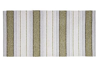 Matto Mix Anna 70x180 PVC/Puuvilla/Polyesteri Oliivi