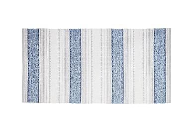 Matto Mix Anna 70x260 PVC/Puuvilla/Polyesteri Sininen