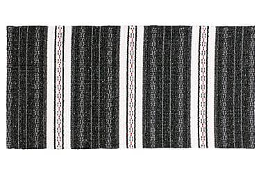Matto Mix Asta 70x260 PVC/Puuvilla/Polyesteri Musta