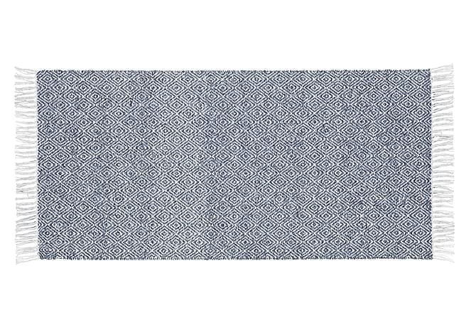 Matto Mix Goose 70x200 PVC/Puuvilla/Polyesteri Sininen - Horredsmattan - Sisustustuotteet - Matot - Muovimatot