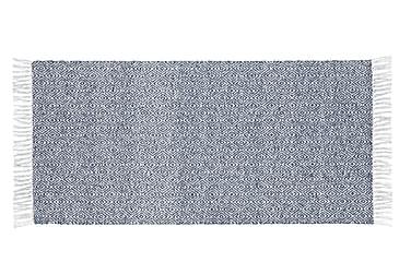 Matto Mix Goose 70x250 PVC/Puuvilla/Polyesteri Sininen