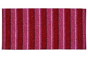 Matto Mix Liv 70x260 PVC/Puuvilla/Polyesteri Punainen