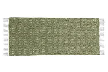 Matto Mix Maja 150x150 PVC/Puuvilla/Polyesteri Oliivi