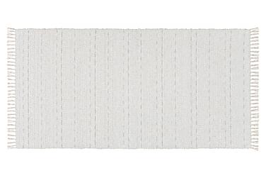 Matto Mix Svea 200x300 PVC/Puuvilla/Polyesteri Valkoinen