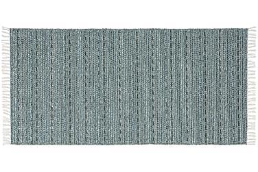 Matto Mix Svea 70x220 PVC/Puuvilla/Polyesteri Vihreä