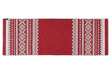 Muovimatto Björn 150x200 Käännettävä PVC Punainen