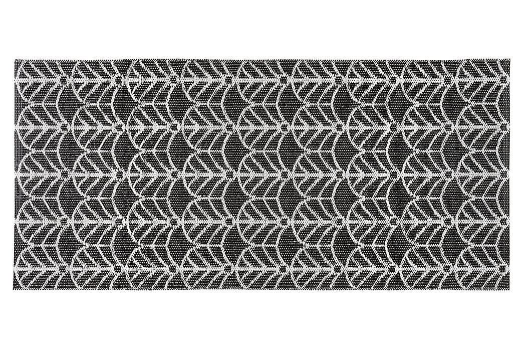 Muovimatto Deco 70x200 Käännettävä PVC Musta - Horredsmattan - Sisustustuotteet - Matot - Muovimatot