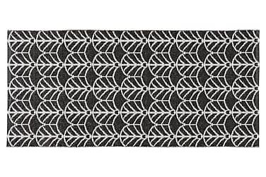 Muovimatto Deco 70x350 Käännettävä PVC Musta